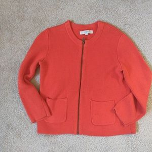Ann Taylor Loft Zip up